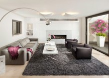 Sculptural Illumination: Inspiring Interiors Sporting The Iconic Arco Floor Lamp