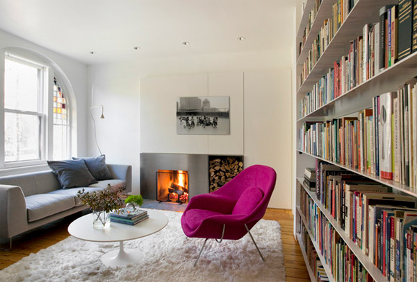 Home Style With Eero Saarinen S Iconic Womb Chair