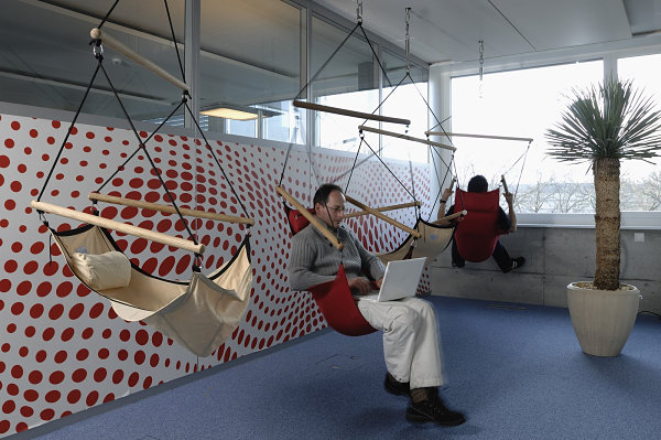 Google swing workspace