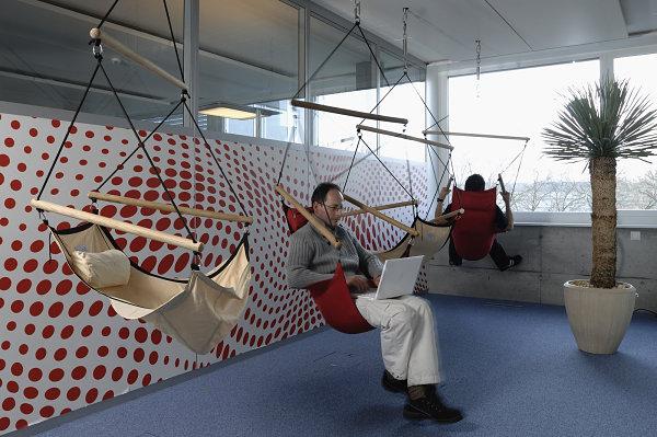 Google swing workspace