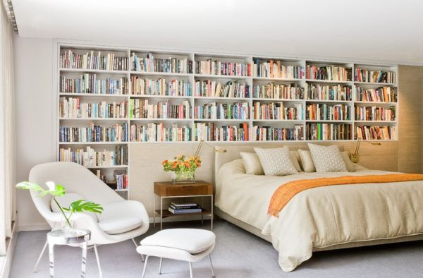 Grab your favorite titles as you settle into the enveloping warmth of the womb chair