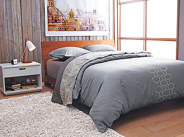 Gray geometric bedding