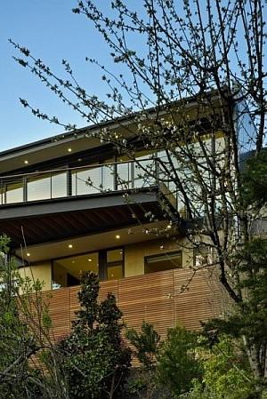 Hillside Modern Residence