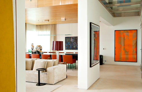 Luxurious spaces with colorful details (5)