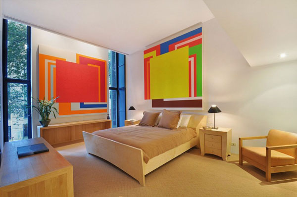 Luxurious spaces with colorful details (7)