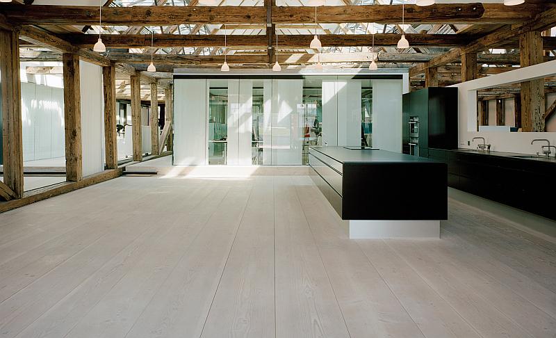 Masting Houses, Copenhagen - Dinesen Douglas Wood Flooring