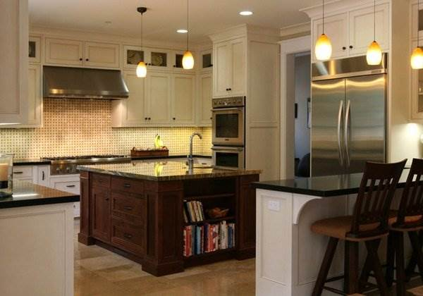 Modern Craftsman kitchen