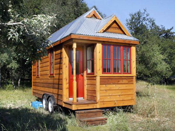 New Tumbleweed tiny house