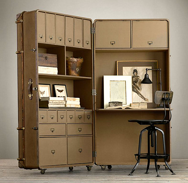 Trunk cubicle