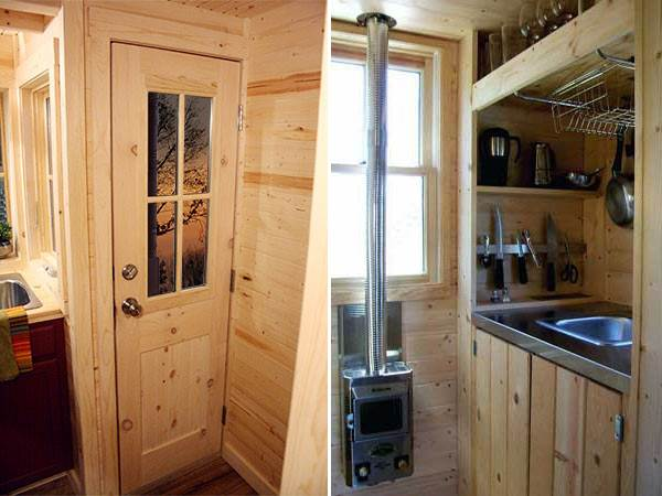 Tumbleweed tiny home interior shots decoist - Tumbleweed tiny house interior ...