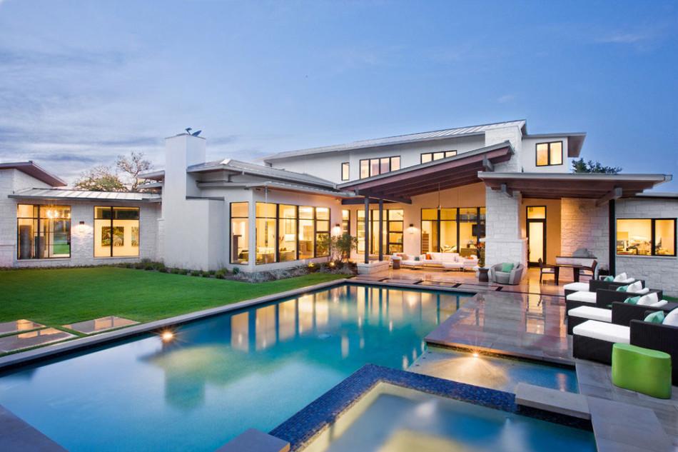 austin modern villa