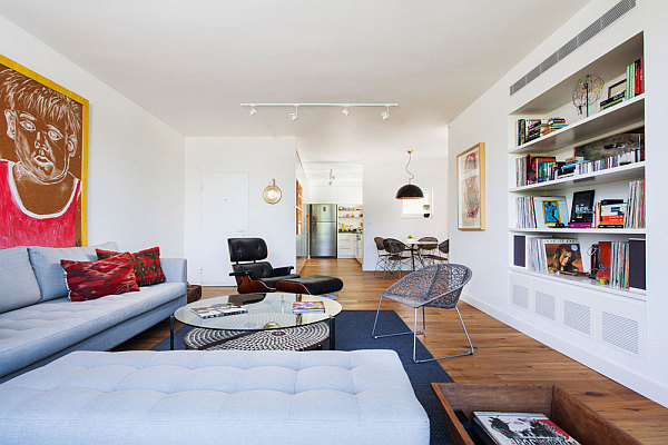 bachelor pad interior design - israel
