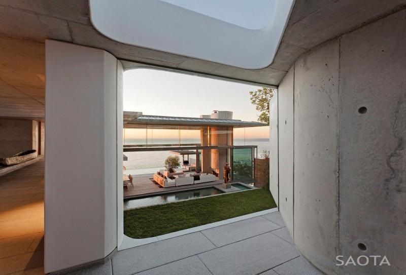 concrete lavish interiors