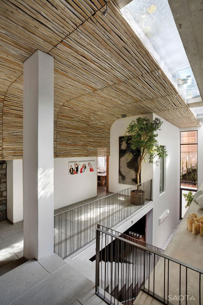 concrete simple decor