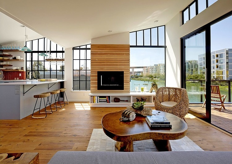 Modern floating house in san francisco leaves you speechless for San francisco modern homes