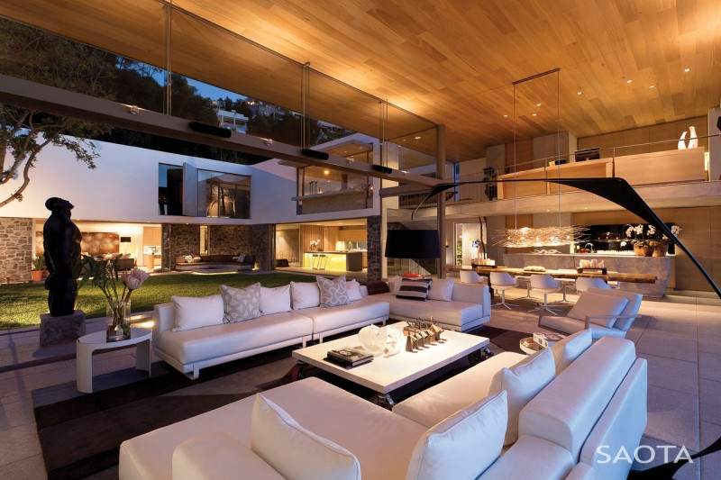 lavish cape town home