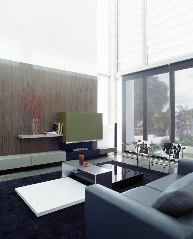 living room - australian interior design