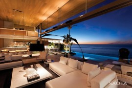 Opulent Bantry Bay Residence in Cape Town Offers Spectacular Ocean Views