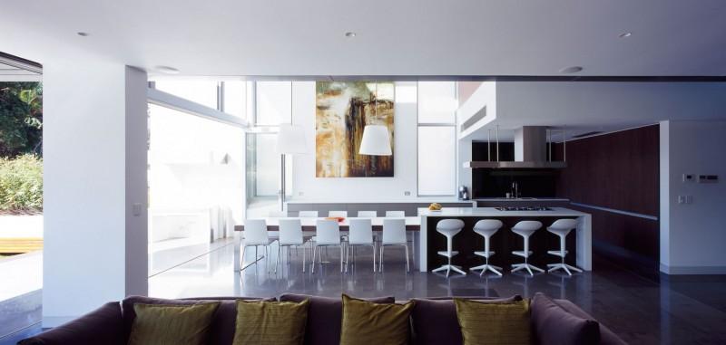 modern australian kitchen