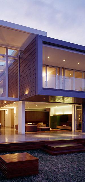 modern australian villa design