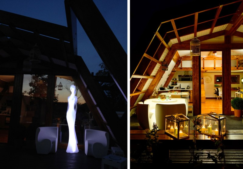 self-sustainable house Romania