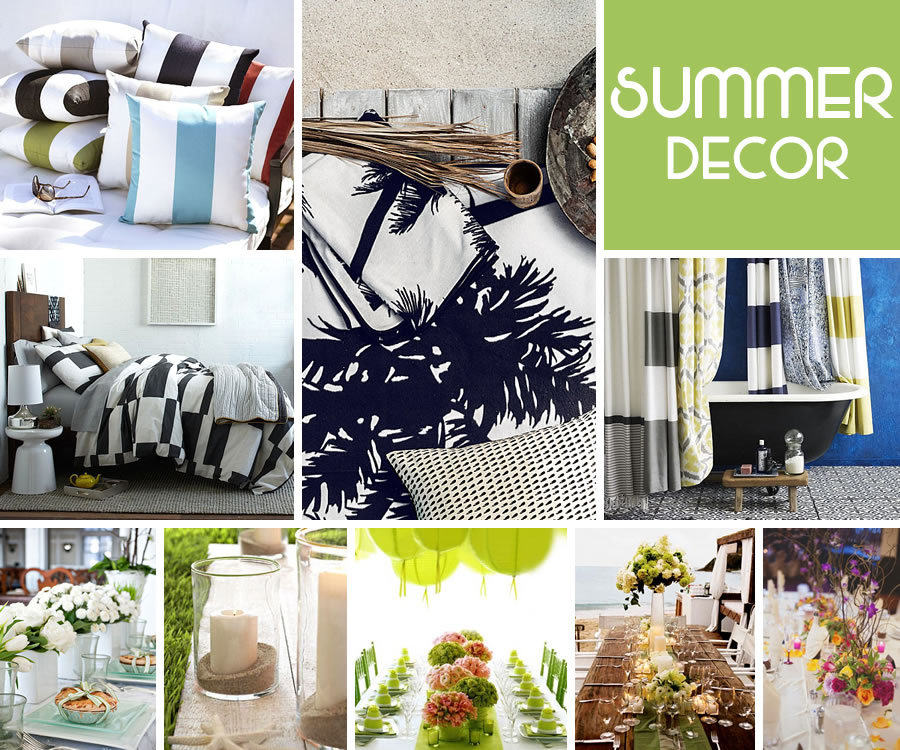summer decor finds The Best Summer Decor Finds of the Season