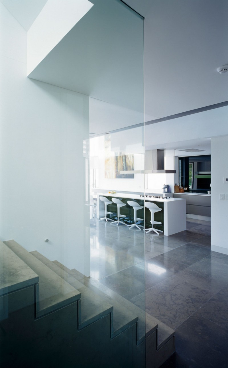 View in gallery white kitchen island