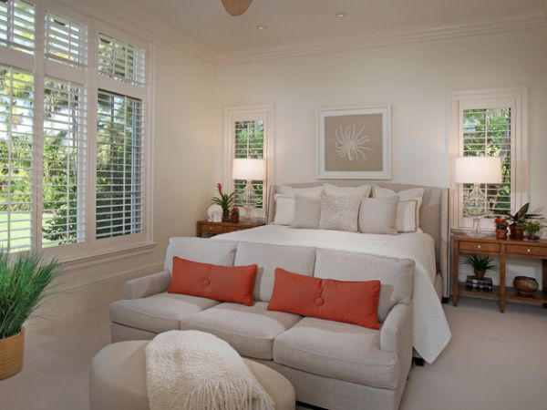 View In Gallery Accent Pillows Can Be Allow You To Switch Between Colors  Effortlessly