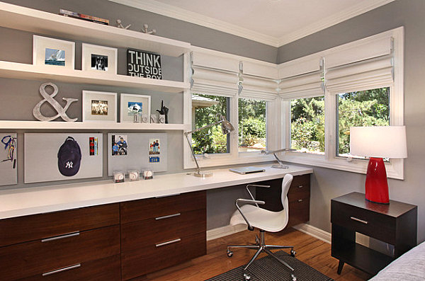 Astonishing Guest Room Decorating Ideas For A Dual Purpose Space Largest Home Design Picture Inspirations Pitcheantrous