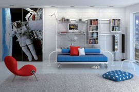 Celebrate 44th Anniversary Of Moon Landing With Interiors Inspired By The Cosmos!