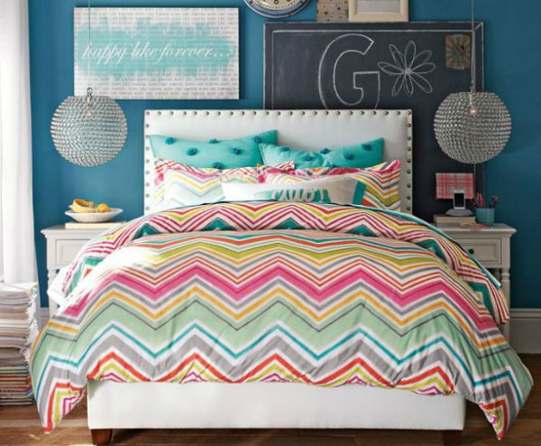 View in gallery Bold and creative designs find a perfect backdrop in lovely  neutral bedrooms. Trendy Teen Girls Bedding Ideas With A Contemporary Vibe