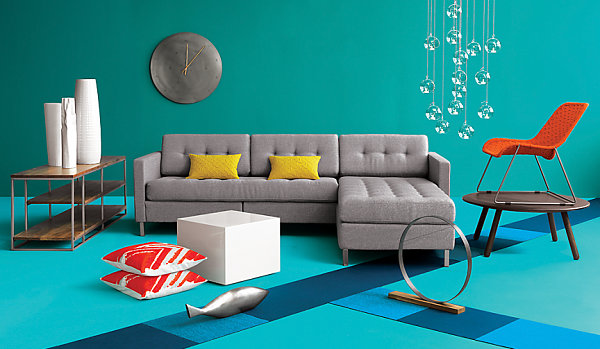 Colorful finds from CB2
