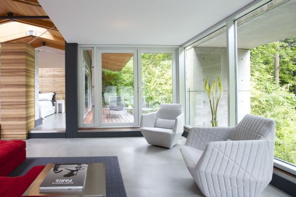 Exquisite modern furnishings at the Southlands