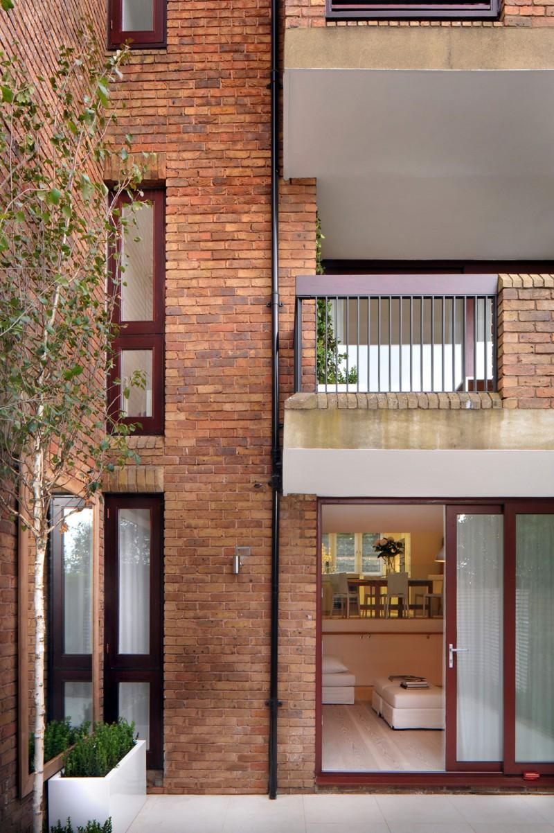 Exterior of Highgate Residence