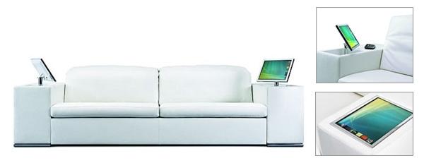 Futuristic Athena Sofa