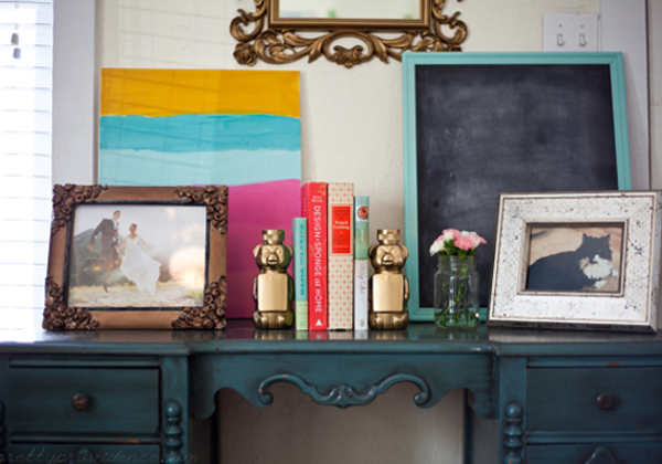 Beautiful DIY Bookends for Your Particular Décor