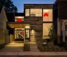 Gorgeous minimalist Zen Barn in Ottawa, Canada