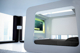 Fast Forward: Home Furniture & Technology of the Future