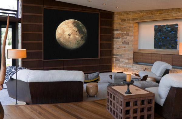 Celebrate Moon Landing With Interiors Inspired By The Cosmos