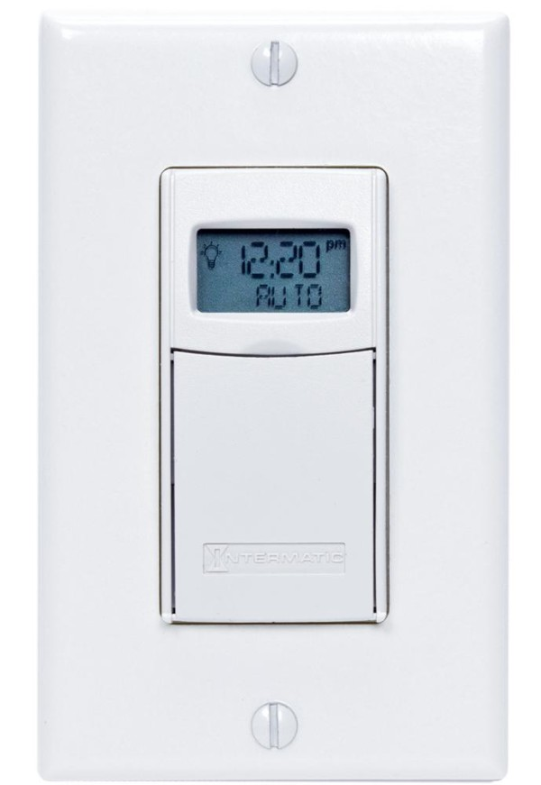 Beautiful Wall Control Options For The Connected Home - Bathroom fan timer and light switch for bathroom decor ideas