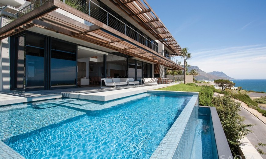 Modern Cape Town Residence Brings Stunning Ocean Views And Stylish Interiors
