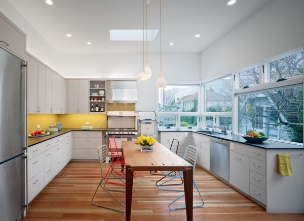 Lighting the kitchen is an art of combining form with function seamlessly