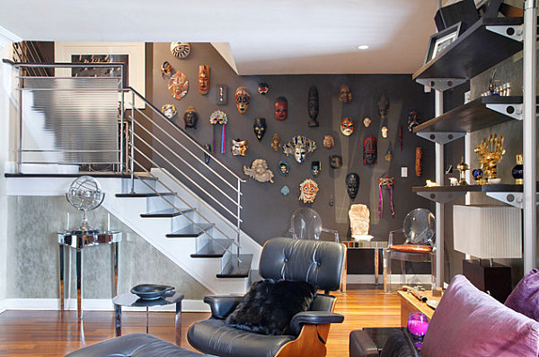 How To Create an Art Gallery Wall | HGTV |Wall Art Collection Interior Design