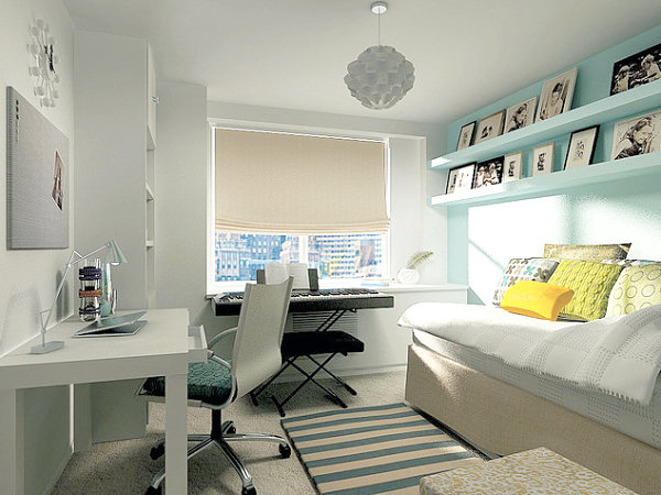 Spare Room Office Guest Bedroom Ideas-cdn.decoist.com