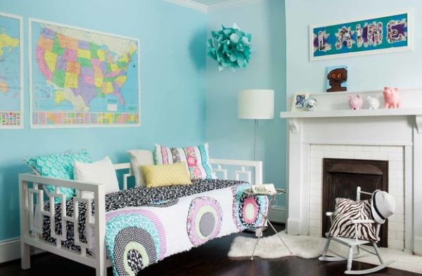 Modern kids' bedroom with the Window Daybed