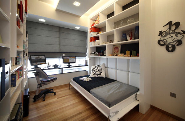 view in gallery modern office with a murphy bed bedroom sweat modern bed home office room