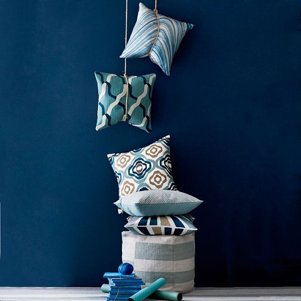 New pillow arrivals from West Elm