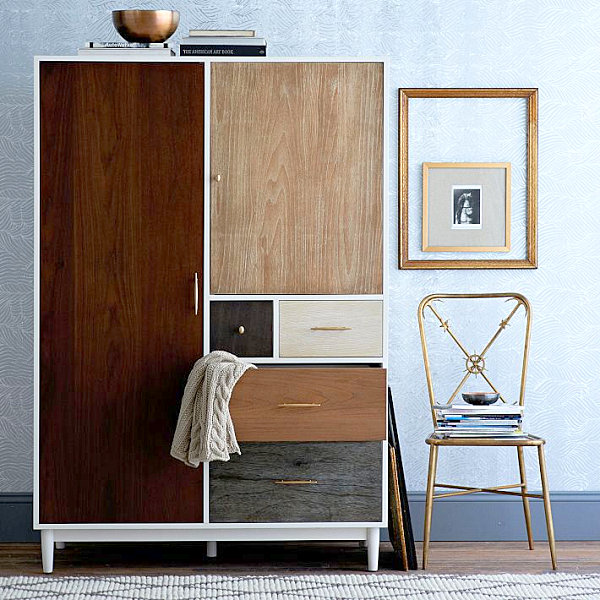 Patchwork armoire