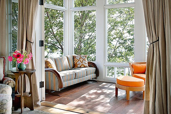 Spectacular sunrooms that welcome the outdoors Solarium designs