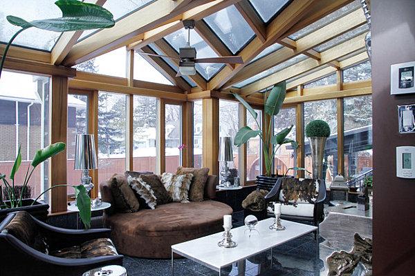 Rustc meets glamorous sunroom